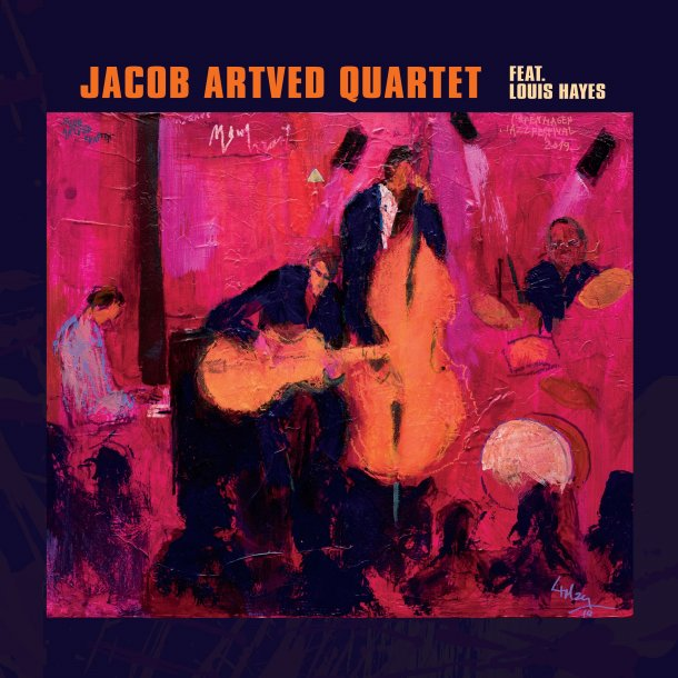 Jacob Artved Quartet - Live at Montmartre