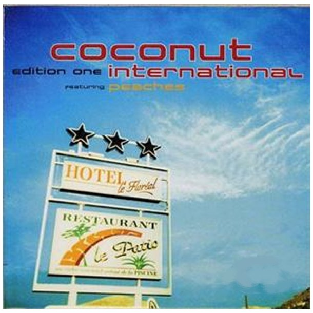 Coconut International - Edition One featuring Peac