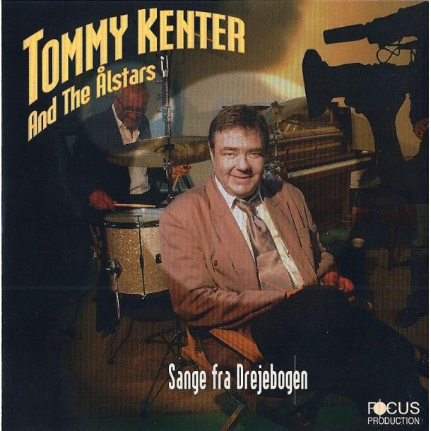 Tommy Kenter and the ålstars - Sange fra drejeboge