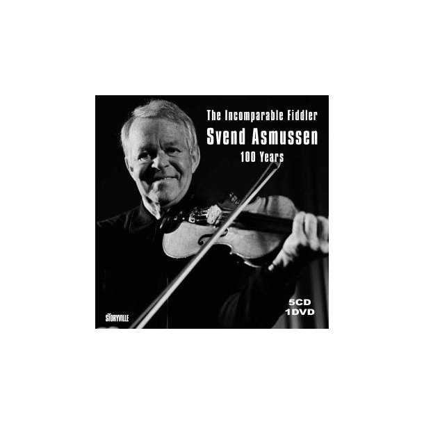 The Incomparable Fiddler: Svend Asmussen 100 Years