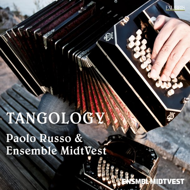 Ensemble  MidtVest & Paolo Russo - Tangology